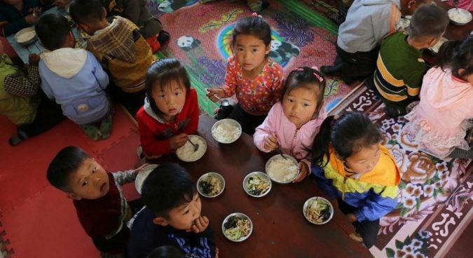 """Suffering of millions"" in North Korea requires urgent funding: WFP"