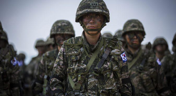 US forces korea photo