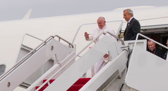 Will Pope Francis visit North Korea?