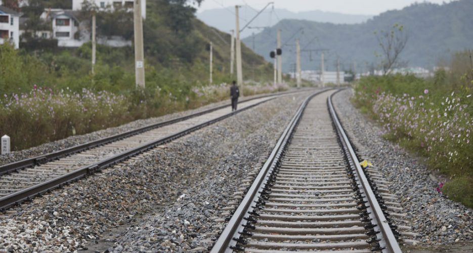 """U.S. gives """"strong support"""" to survey on inter-Korean rail connection: ROK MOFA"""