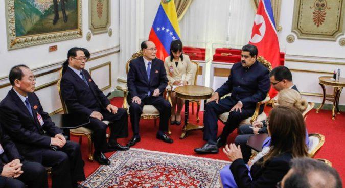 North Korea, Venezuela agree to strengthen diplomatic, commercial ties