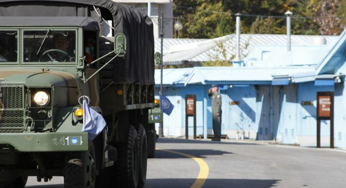 Two Koreas, UNC agree on guard duty rules for new-look Joint Security Area: MND