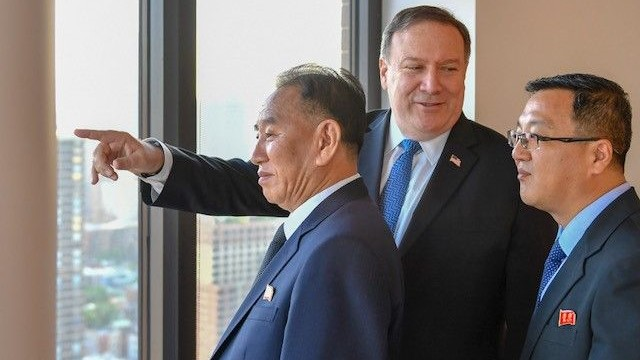 Scheduled high-level North Korea-U.S. talks postponed, State Department says