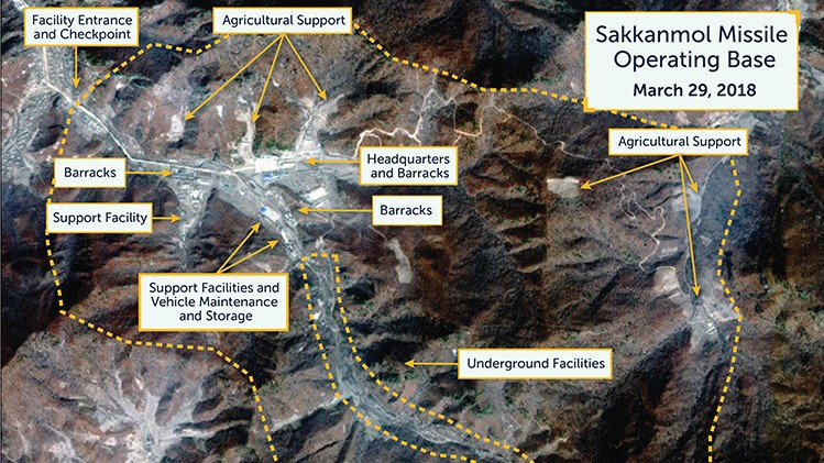 """CSIS report on DPRK missile bases """"full of lies and errors,"""" says state media"""