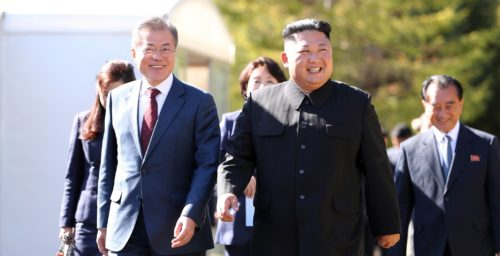 Deft diplomat: How Kim Jong Un tried to remake his international image