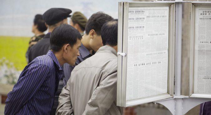 North Korean state newspaper Rodong Sinmun drops free PDF distribution