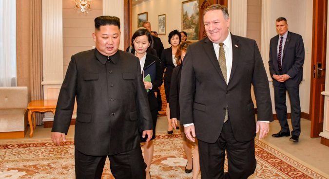 Wrapping up 2018: the teetering scale of negotiations with North Korea
