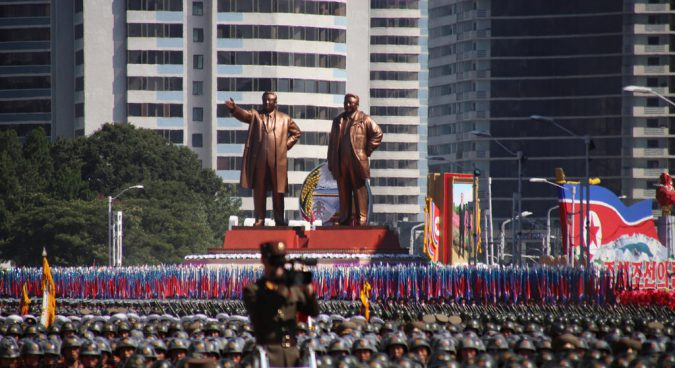 How the Kim cult of personality came to dominate North Korean life