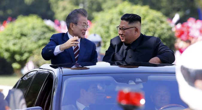 """Kim Jong Un visit to Seoul this year remains a """"possibility,"""" Moon says"""