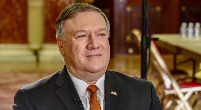 Goal of next U.S.-DPRK summit to 'reduce threat' from N. Korean nukes: Pompeo