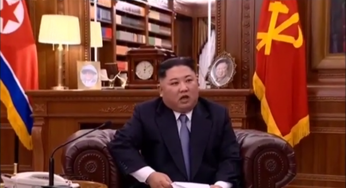 Reviewing the year: Kim Jong Un's 2019 New Year's address, in full