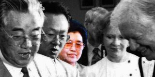 Why the death of Kim Il Sung's wife is unlikely to cause much turbulence