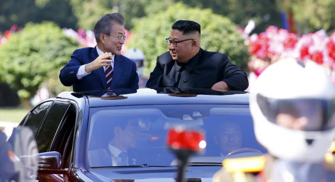 "Holding inter-Korean summit by the end of June may be ""difficult"": Blue House"