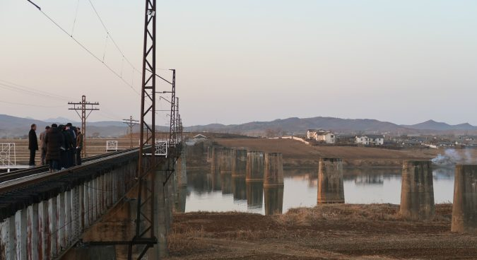 Two Koreas to hold groundbreaking ceremony for rail, road connection on Dec. 26