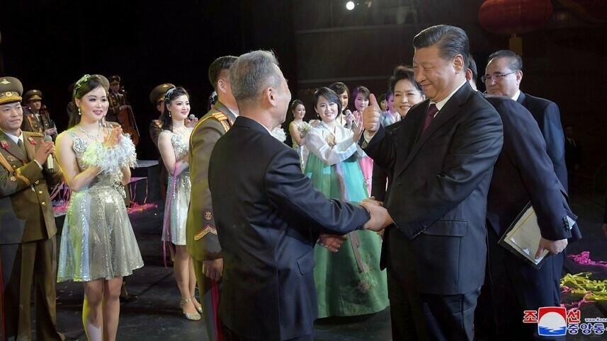 Music, diplomacy, and dictatorship: North Korean concerts in Beijing