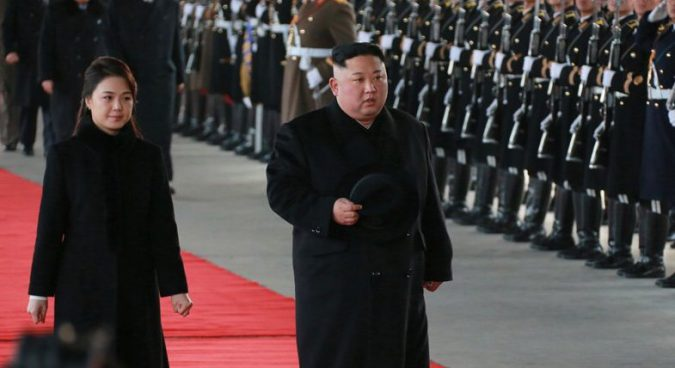 Kim Jong Un visiting China this week, state media confirms