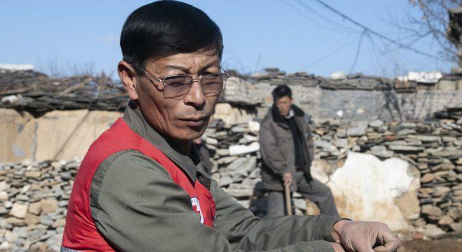 """Locals still """"highly vulnerable"""" after deadly landslides in rural N. Korea: IFRC"""