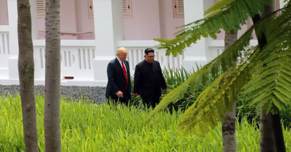No resumption in nuclear talks without shift in U.S. thinking, North Korea says