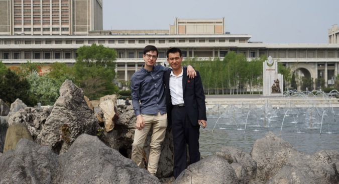 Alek Sigley, detained in North Korea for over a week, now safe in Japan