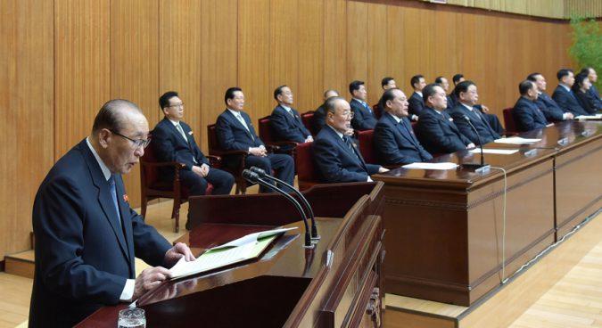 """DPRK officials urge all Koreans to """"smash"""" sanctions, pursue economic cooperation"""