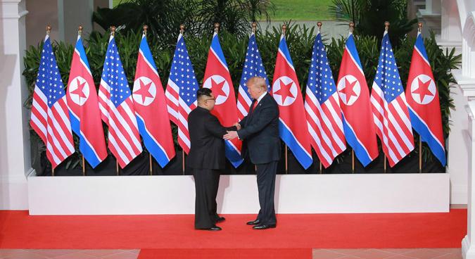 "North Korean media calls on U.S. to reciprocate Pyongyang's ""generosity"""
