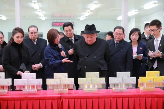 Kim Jong Un visit to Beijing pharma factory inspiring domestic industry: Rodong