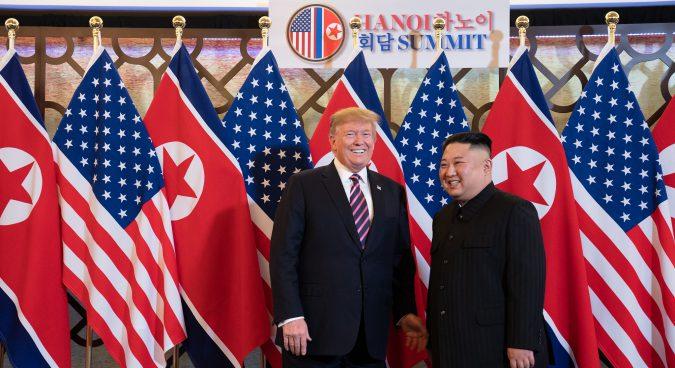 U.S.-North Korea summit in Hanoi not a failure, Bolton insists