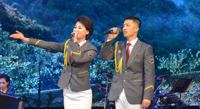 North Korea calls off Army-Building Day art and musical performance, source says