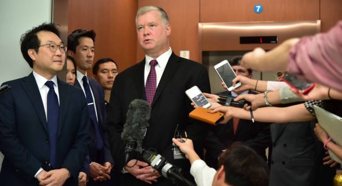 U.S. Special Representative Biegun to hold talks in Pyongyang on Wednesday: State