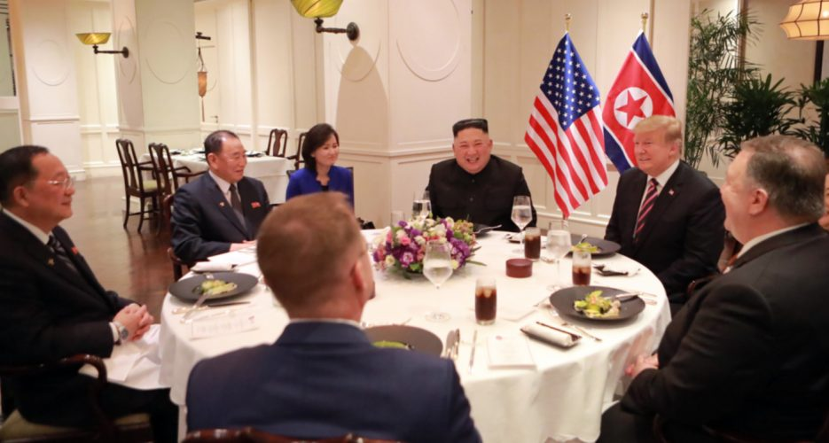 U.S. refused to sign deal with N. Korea amid disagreement over sanctions: Trump