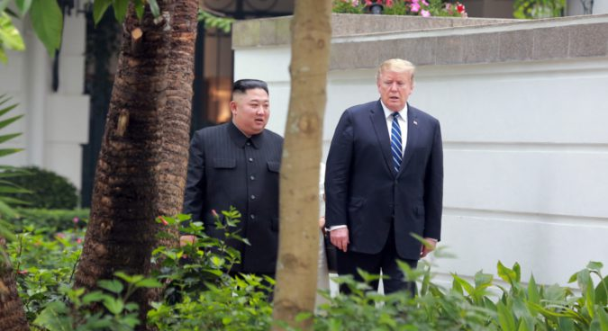 "U.S., North Korea ""deepen mutual respect and trust"" in Hanoi summit: KCNA"