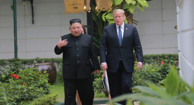 "North Korea, U.S. engaging in ""behind-the-scenes"" talks on third summit: Moon"