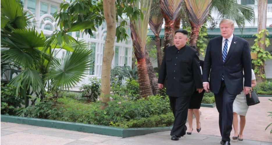 No sanctions exemptions for inter-Korean projects in the works: State Department
