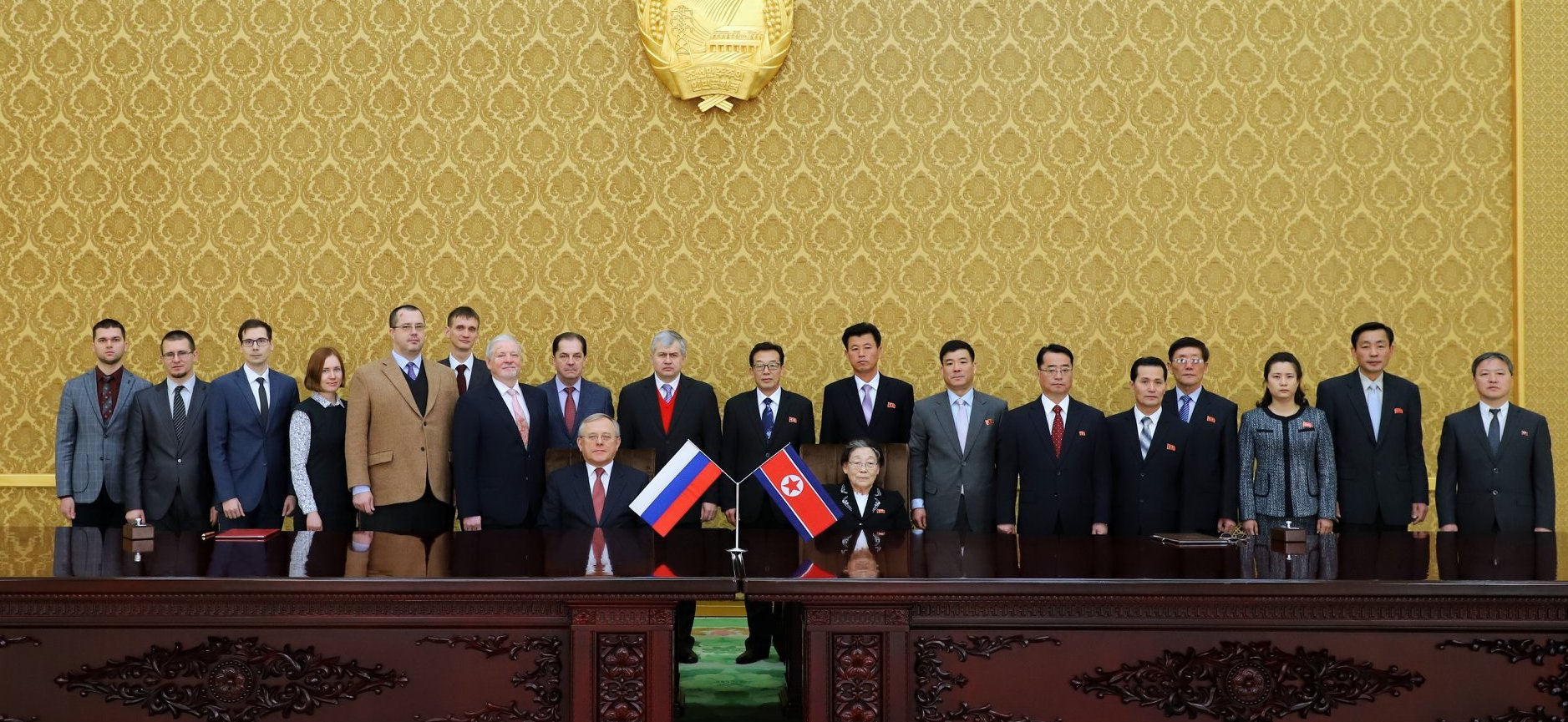 North Korea, Russia sign cultural cooperation agreement in Pyongyang: embassy