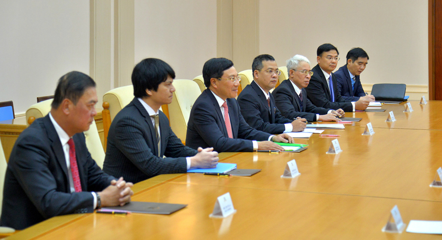 Hanoi ready to share development experience with North Korea: Vietnamese FM
