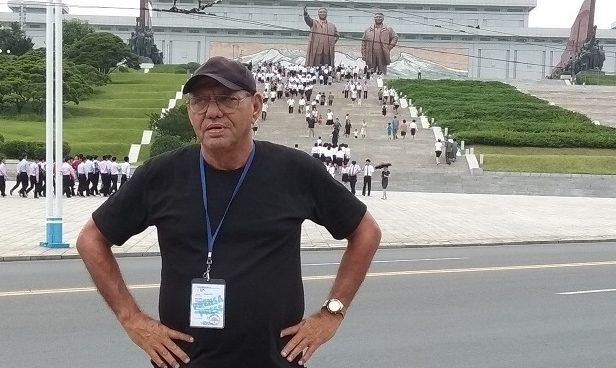 Havana's man in Pyongyang: Cuba's first full-time North Korea correspondent