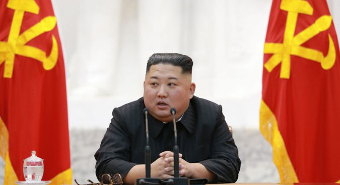 Kim Jong Un left off list of officials elected to 14th Supreme People's Assembly