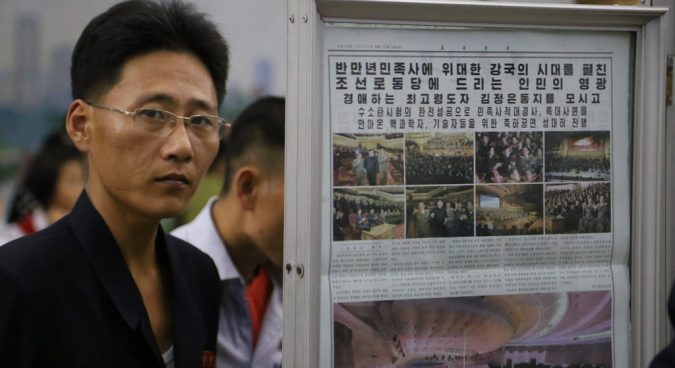 In South Korea, a legal dispute over who can distribute North Korean media