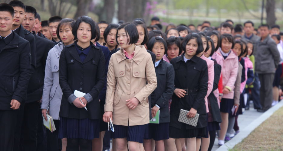North Koreans vote in parliamentary elections