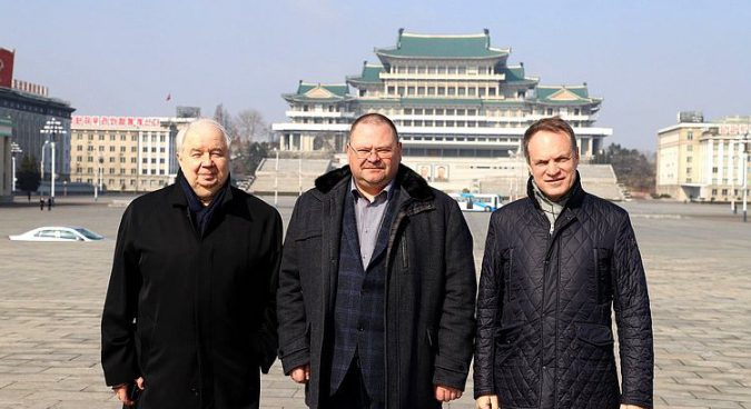 Why a delegation of Russian senators in Pyongyang is worth watching