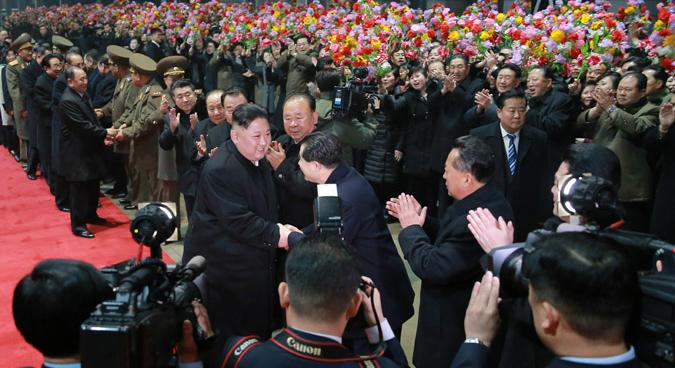 North Korean media hails Kim Jong Un's overseas trip, downplays summit outcome