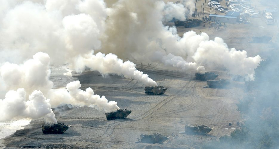 South Korea, U.S. to end annual Key Resolve and Foal Eagle military drills