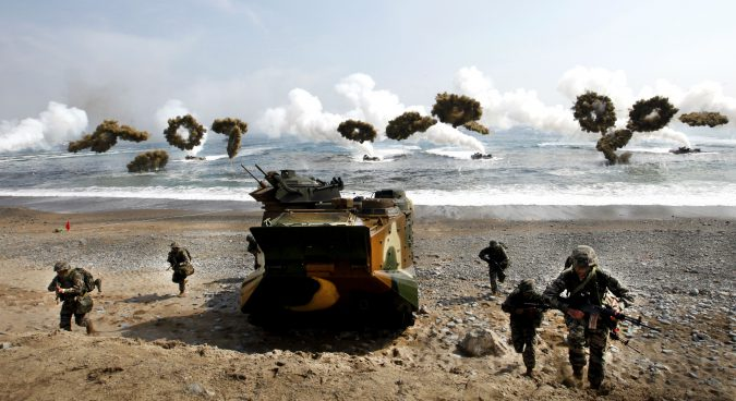 What to make of plans to end the Key Resolve and Foal Eagle exercises