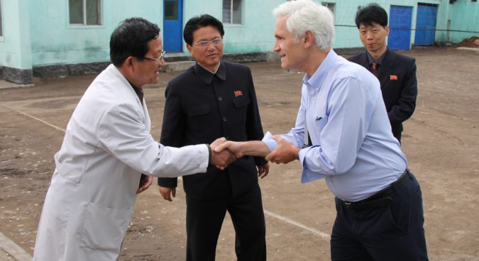 Mennonite Central Committee granted sanctions exemption to bring metals into DPRK