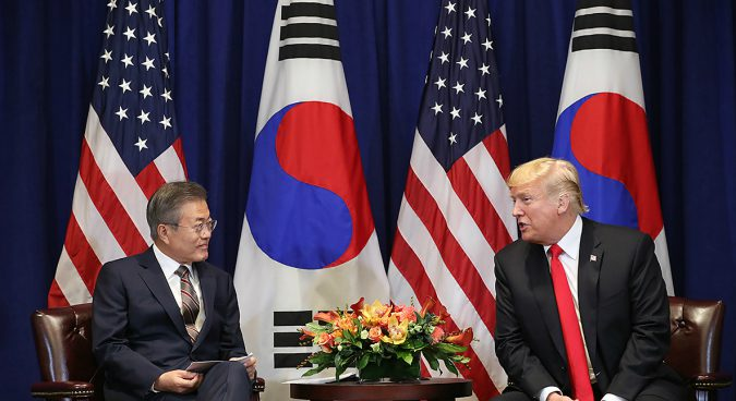 Moon, Trump to meet for Washington DC summit on April 11