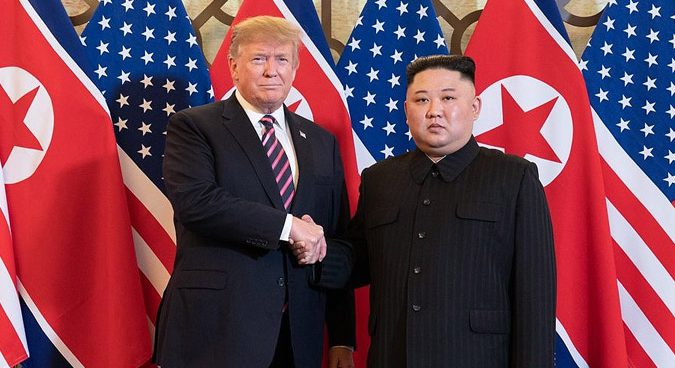 """Kim Jong Un received expanded U.S. definition of """"denuclearization"""": Bolton"""