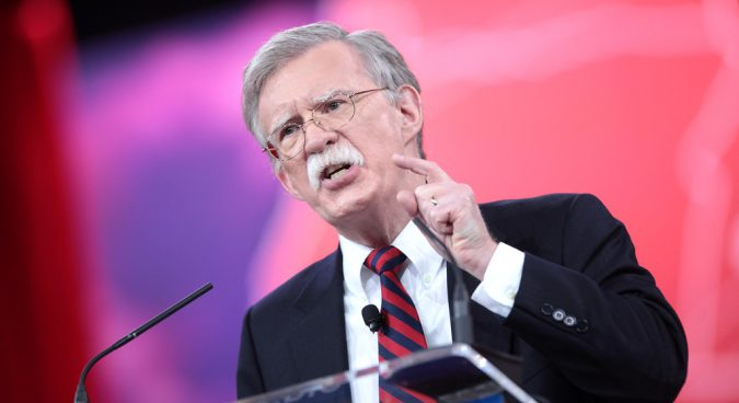 "Bolton wants ""real indication"" of N. Korean denuclearization for third summit"