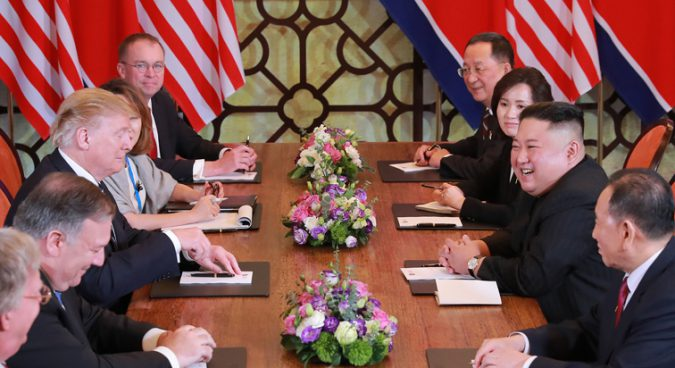 """Why an """"all-or-nothing"""" pitch to North Korea is a diplomatic dead-end"""