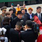Kim Jong Un arrives in Vladivostok as meeting with Putin set for Thursday