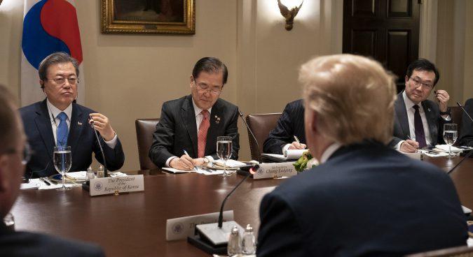 "S. Korea planning research to influence U.S. ""perceptions"" of N. Korean economy"
